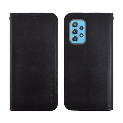 Metal-Slim Samsung Galaxy A52/A52s 5G 高仿小牛皮多卡位TPU站立皮套