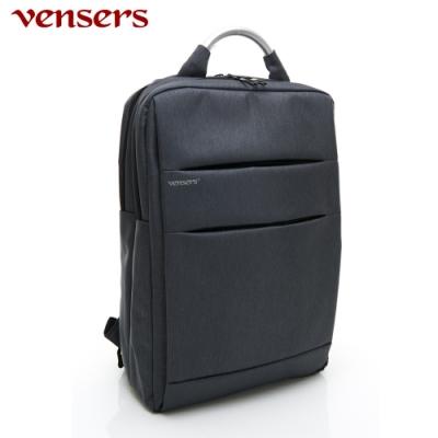 【vensers】都會風後背包(RB0794501深灰)