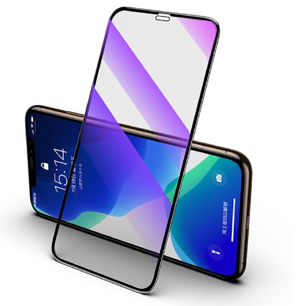 Benks iPhone11 (6.1) V-Pro 抗藍光全覆蓋玻璃保護貼
