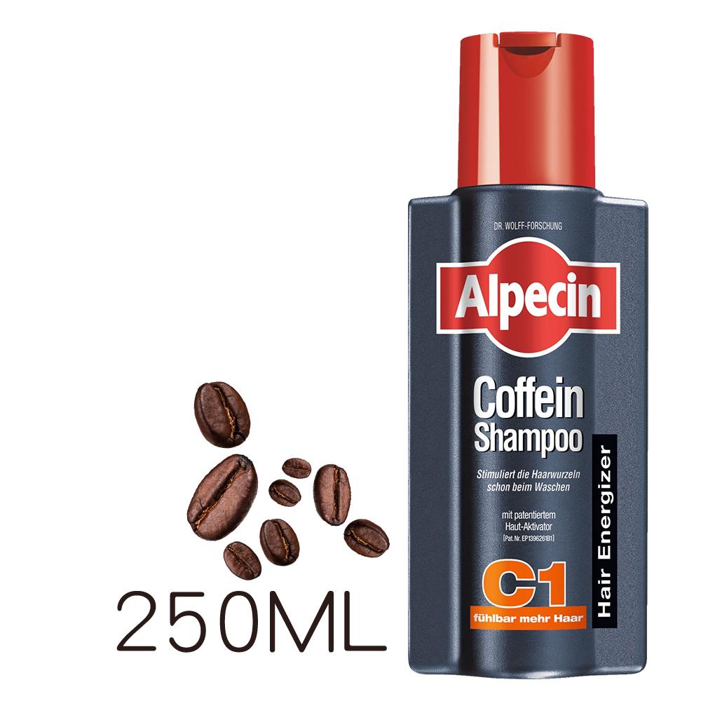 德國 Alpecin C1 咖啡因洗髮精 洗髮露 髮現工程 250ml