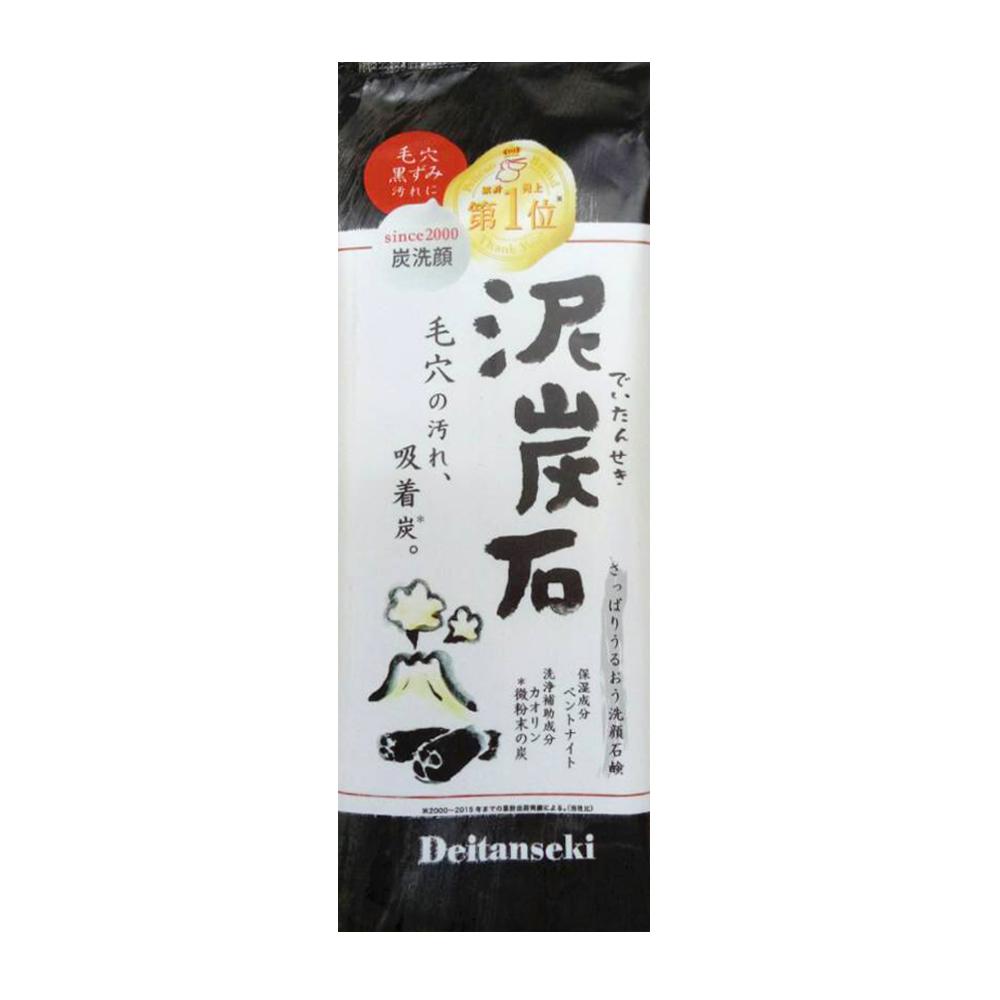 日本 Pelicansoap泥炭石洗顏皂150g