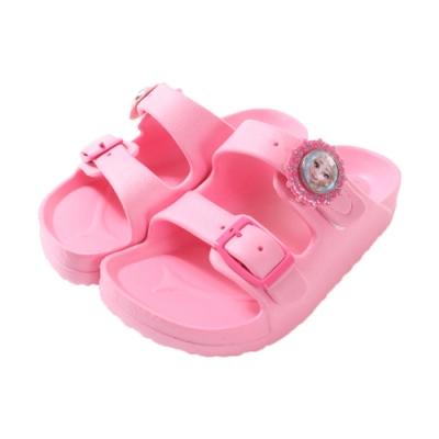 女童台灣製冰雪奇緣輕量拖鞋 sa94003 魔法Baby