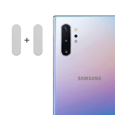 Metal-Slim Samsung Galaxy Note10 玻璃纖維鏡頭保護貼 兩入