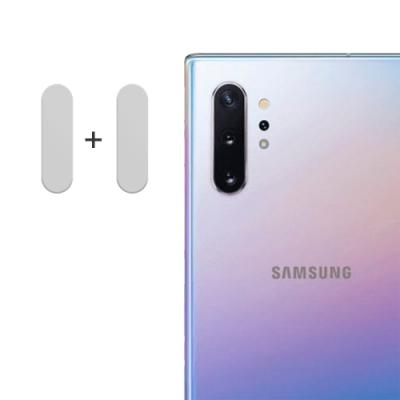 Metal-Slim Samsung Galaxy Note10+玻璃纖維鏡頭保護貼 兩入