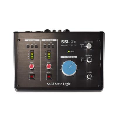 Solid State Logic SSL2+ USB 錄音介面