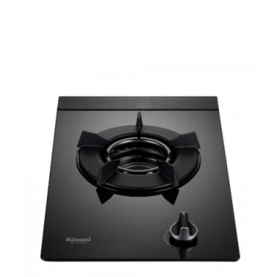 (全省安裝)林內單口內焰玻璃檯面爐內焰爐鑄鐵爐架黑色瓦斯爐桶裝瓦斯RB-N100G-B_LPG