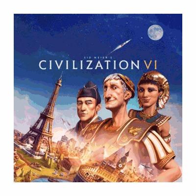 PS4《席德·梅爾的文明帝國VI》 (中日英韓文版)