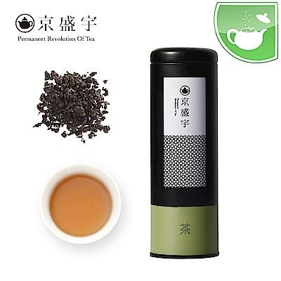 京盛宇 罐裝原葉茶-深焙杉林溪烏龍(100g)