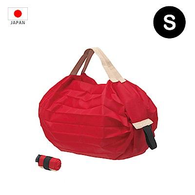 【日本Marna】Shupatto 秒收摺疊環保袋 (S) | 紅