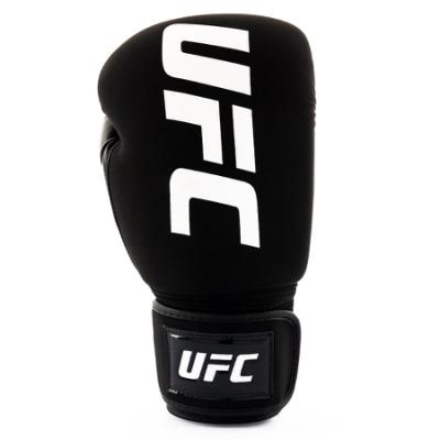 UFC PRO-頂級訓練拳套-黑