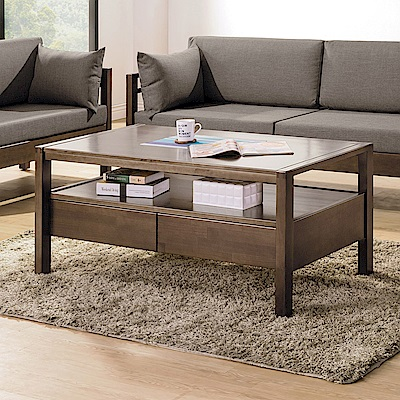 Boden-莫特恩4.2尺實木大茶几-129x70x55cm