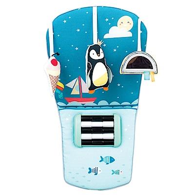 taf toys五感開發系列-快樂小企鵝