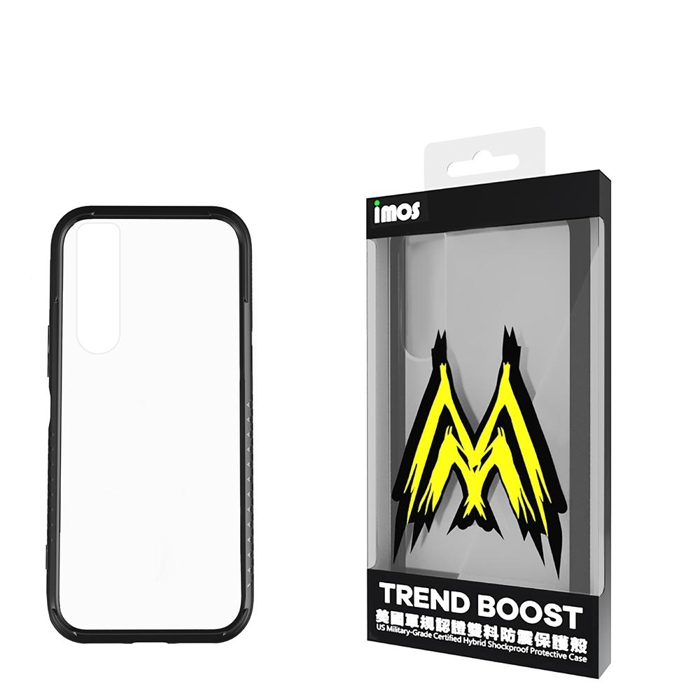 iMos Case SONY Xperia 1 II 耐衝擊防震保護殼