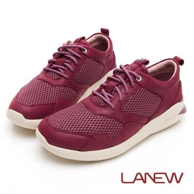 LA NEW 透氣風暴 輕量休閒鞋(女225020151)