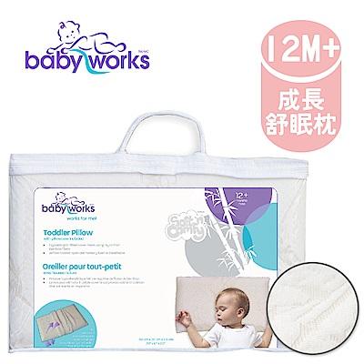 BabyWorks 加拿大 幼兒成長舒眠枕 (12個月以上)