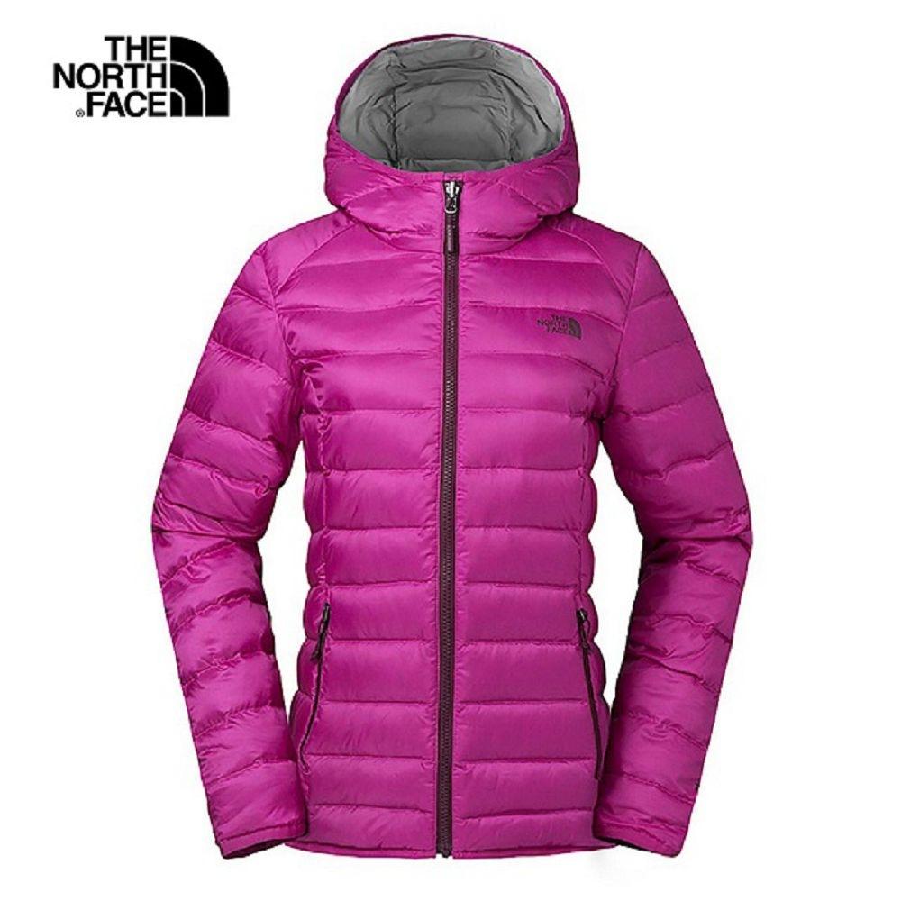 The North Face 女 羽絨防潑水外套 -NF00CTW0146