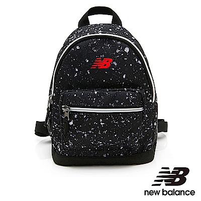 New Balance 迷你經典休閒後背包 500327989000  黑色