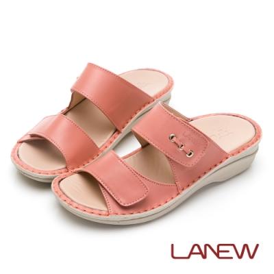 LA NEW 飛彈輕量手縫拖鞋(女226085150)