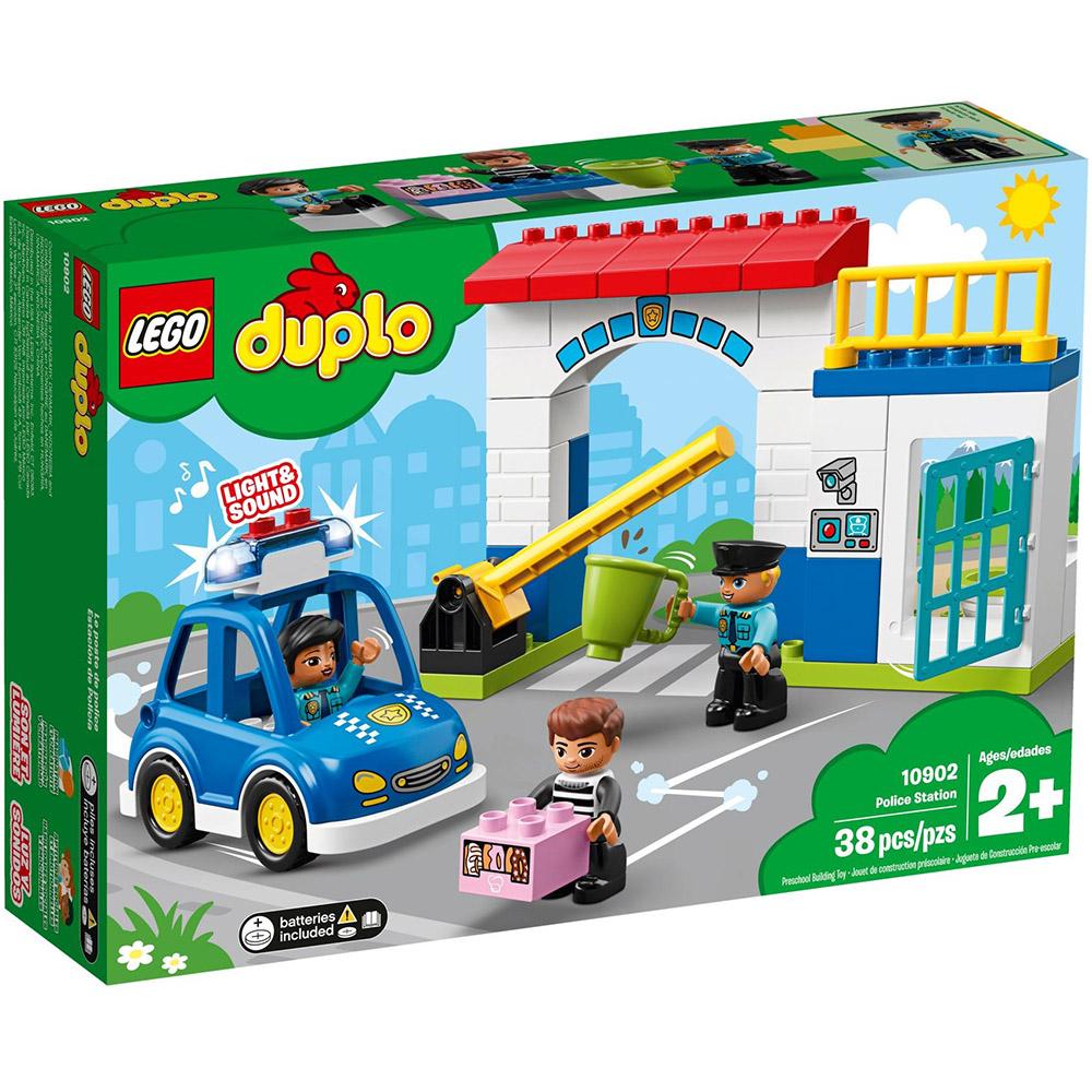 樂高LEGO Duplo 幼兒系列 - LT10902 警察局