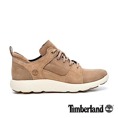 Timberland 女款FlyRoam淺棕色絨面運動鞋
