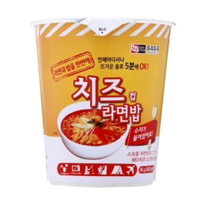 韓國Doori Doori 拉麵拌飯-起司味(96g)
