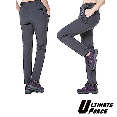 Ultimate Force「衝鋒」女款軟殼保暖工作褲(灰色)