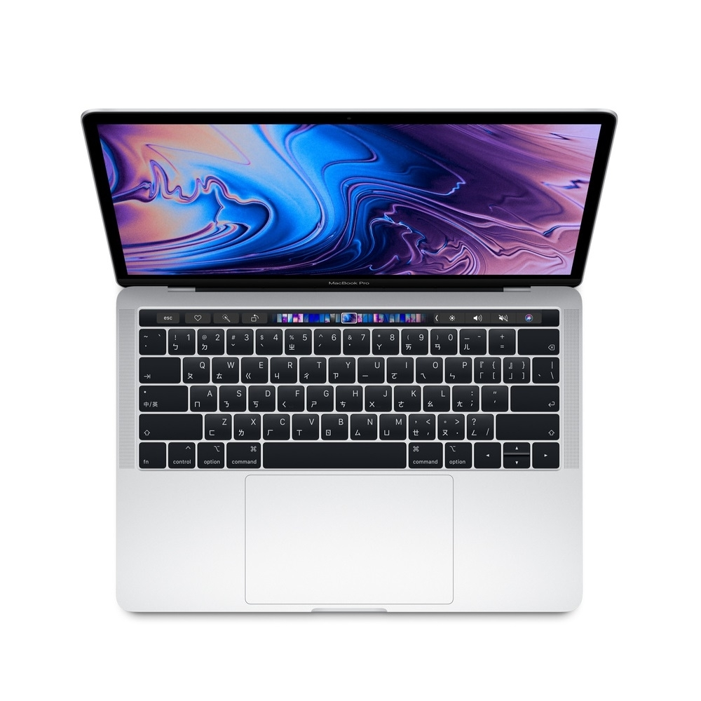 Apple 2019 MacBook Pro 13吋 第八代i5/8GB/512GB-銀色