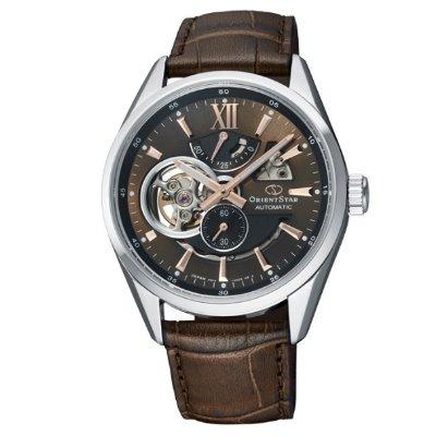 Orient Star 東方之星 天將雄師 簍空機械錶(RE-AV0006Y)咖啡41mm