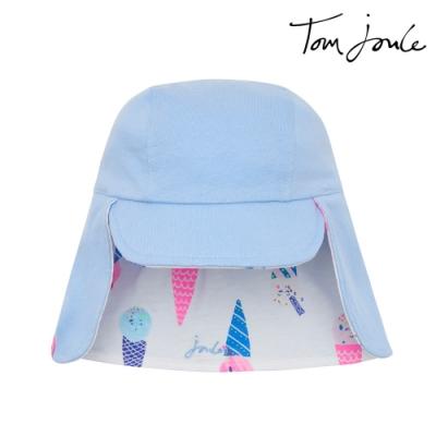 英國【Joules】Sunny冰淇淋雙面防曬帽