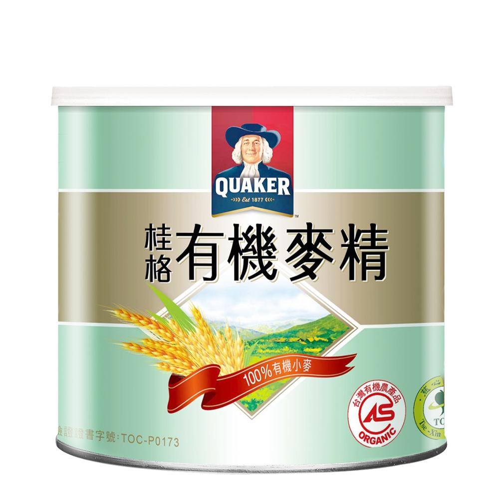 桂格 敏兒HA有機麥精(300g)