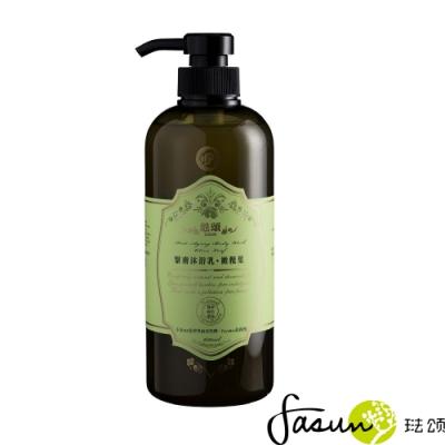 FASUN琺頌-緊膚沐浴乳-橄欖葉(大瓶裝)650ml