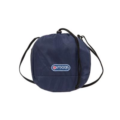 【OUTDOOR】束口側背包-深藍色 OD101123NY