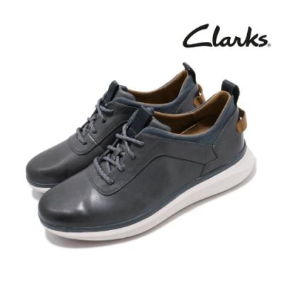 Clarks 休閒鞋 Un Globe Vibe 男鞋
