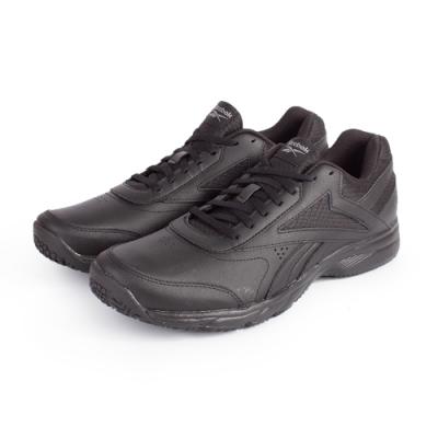 【REEBOK】WORK N CUSHION 4.0 慢跑鞋 男-黑(FU7355)