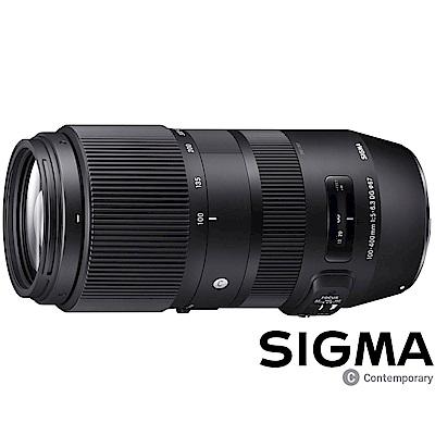 SIGMA  100 - 400 mm F 5 - 6 . 3  DG OS HSM (公司貨)