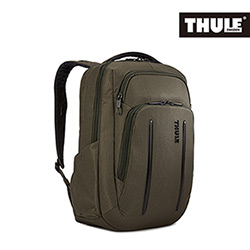 THULE-Crossover 2 20L電腦後背包C2BP-114-軍綠
