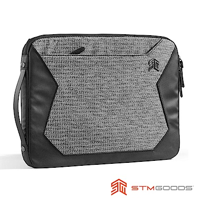 STM Myth 夢幻系列 Sleeve 15吋 可側背三用筆電保護內袋 (灰岩黑)