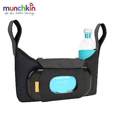 munchkin滿趣健- 多功能推車置物包