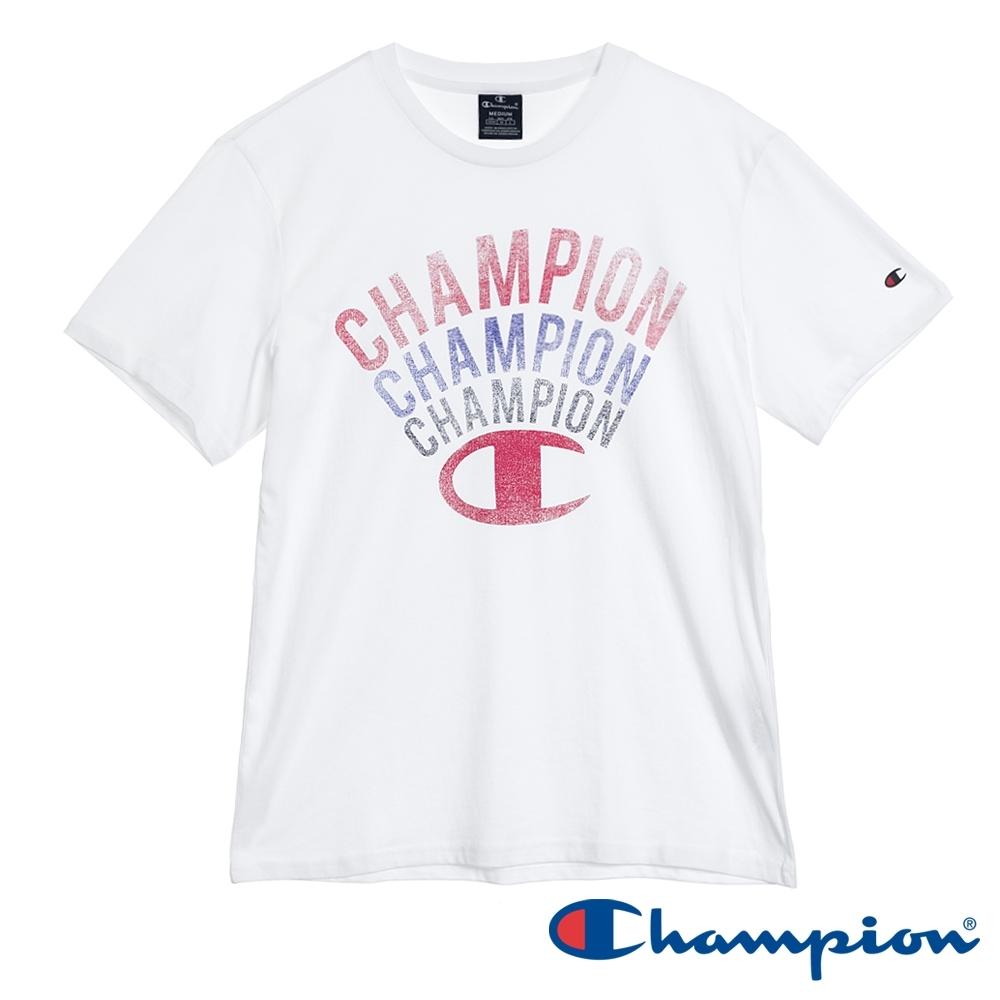 Champion EU Legacy印花短T(白色)