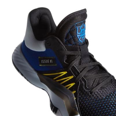 adidas 籃球鞋 D O N Issue 1 男鞋 愛迪達 蜘蛛人 漫威 NBA球星 黑 藍 EF9960