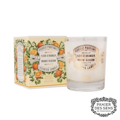 法國 Panier des Sens 香氛蠟燭-橙花 Orange Blossom 180g