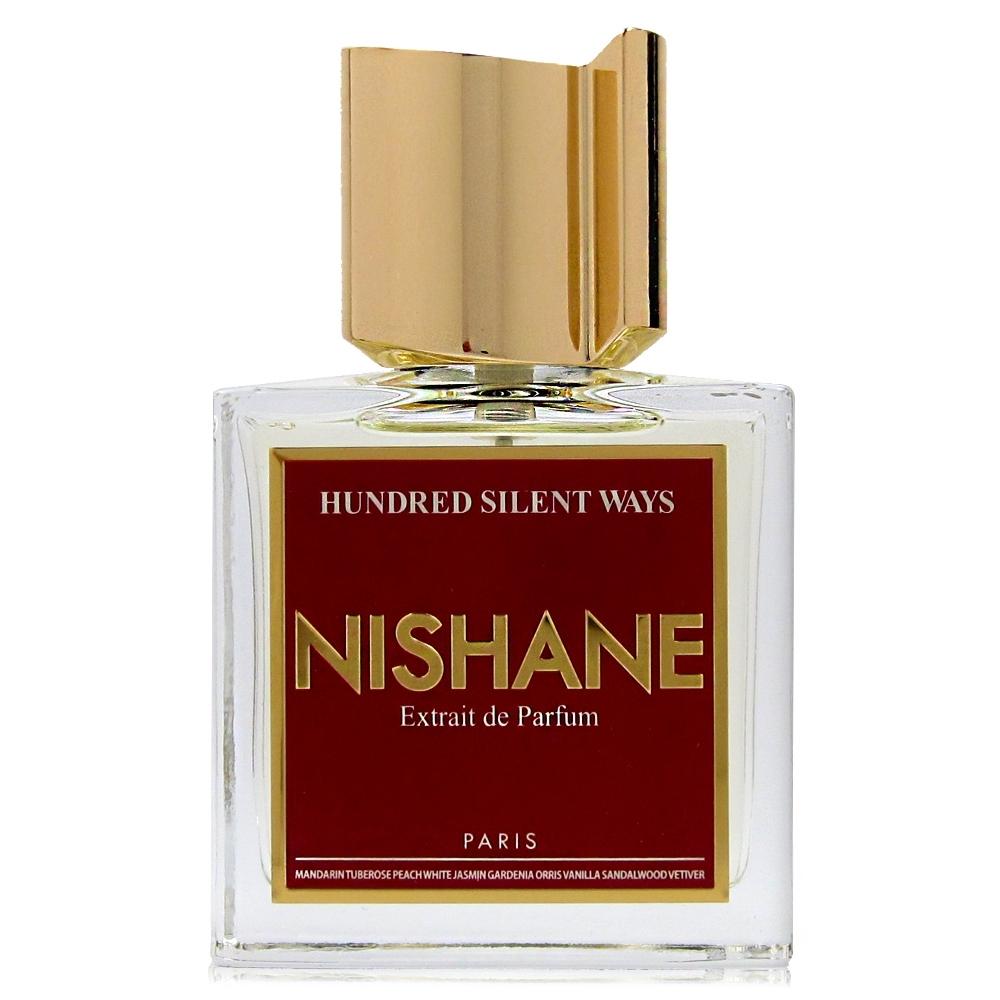 Nishane 妮姍 Hundred Silent Ways Extrait De Parfume 沉默不語香精 50ml TESTER