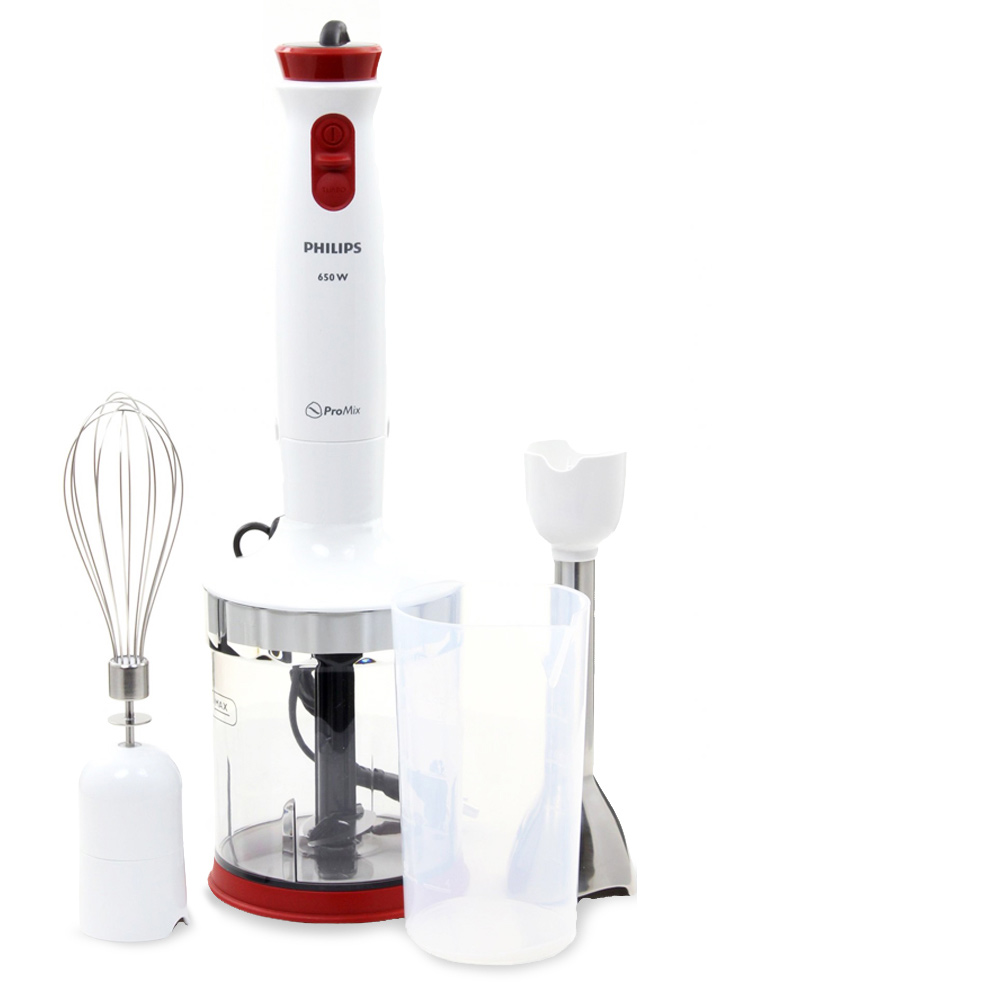 [熱銷推薦]飛利浦 PHILIPS 400W手持式料理魔法棒/調理棒 全配組 HR1627