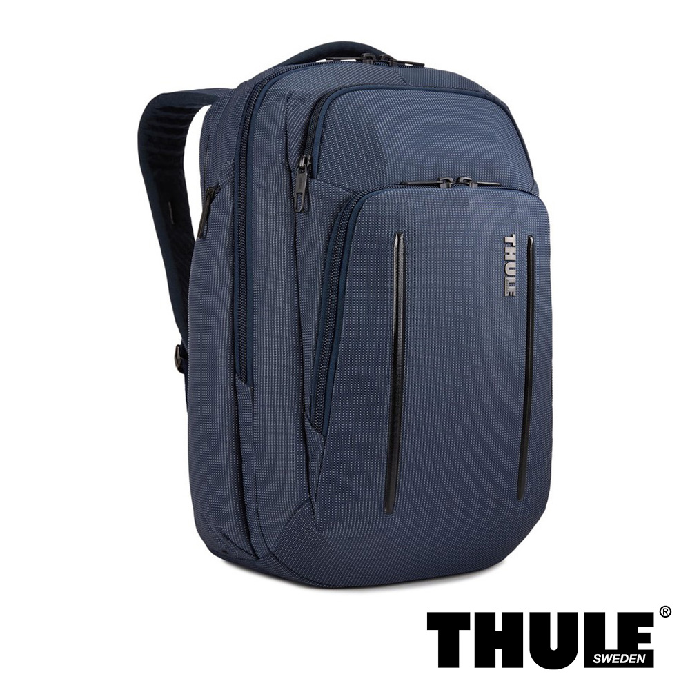 Thule Crossover 2 Backpack 30L 跨界後背包 - 深藍