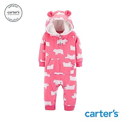 Carter's 北極熊造型連身裝