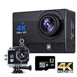 (贈32GB記憶卡) 4K-SHOT 4K UHD高畫質運動攝影機