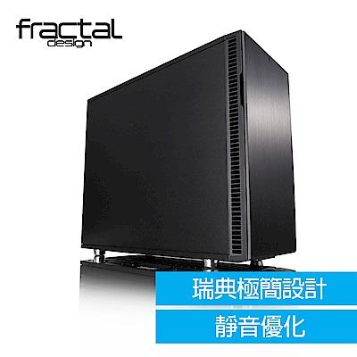 【Fractal Design】 Define R6 全黑化