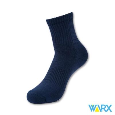WARX除臭襪 足弓防護短筒襪6入組 M號22-25cm