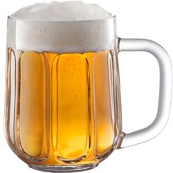 《TESCOMA》經典豎紋啤酒杯(300ml)