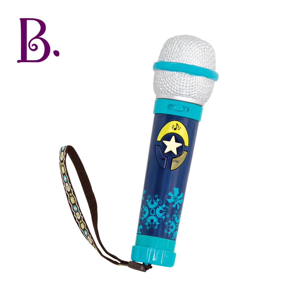 B.Toys 卡拉OK麥克風(藍色)